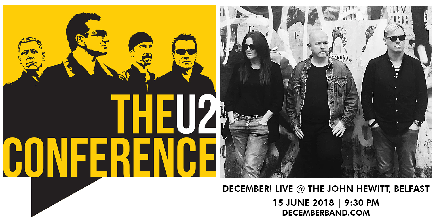 THE U2 STUDIES NETWORK | The U2 Conference